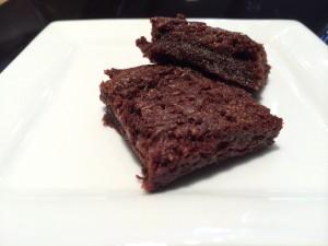 Cricket Flour Brownie Recipe