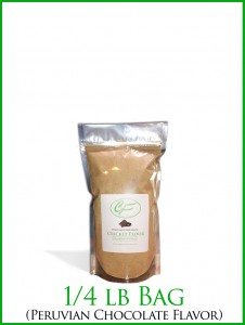 Cricket Flour Taste