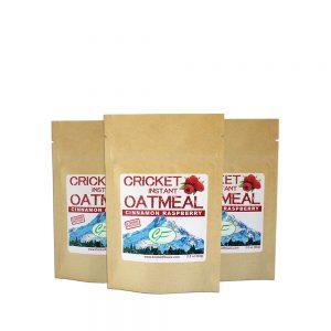 Cricket Flours Oatmeal