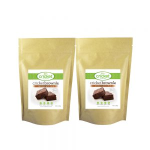 Cricket Flour Brownies Mix