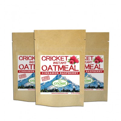 Cricket Flours Oatmeal
