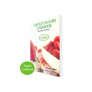Cricket Flour Cookbook