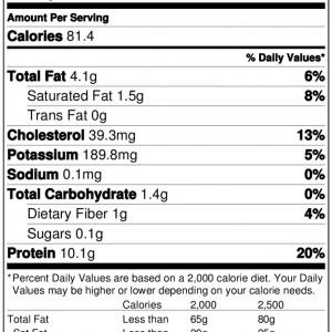 Nutrition Cricket Powder