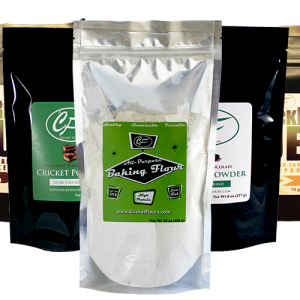 Cricket Flour Products