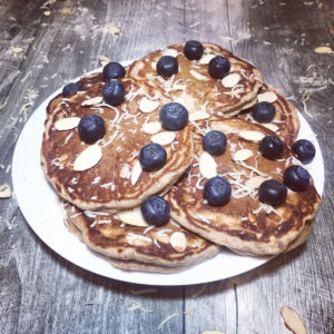 Eat a Bug with Cricket Protein Pancakes