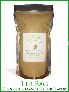 Cricket Flour Flavor