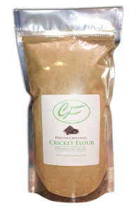 Chocolate Cricket Flour