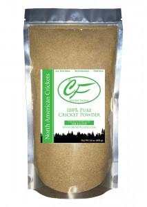 Cricket Flour Photo of Cricket Powder