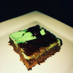 Cricket Protein Brownie