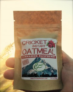 Cricket Oatmeal