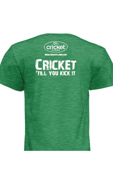 Cricket 'Till You Kick It