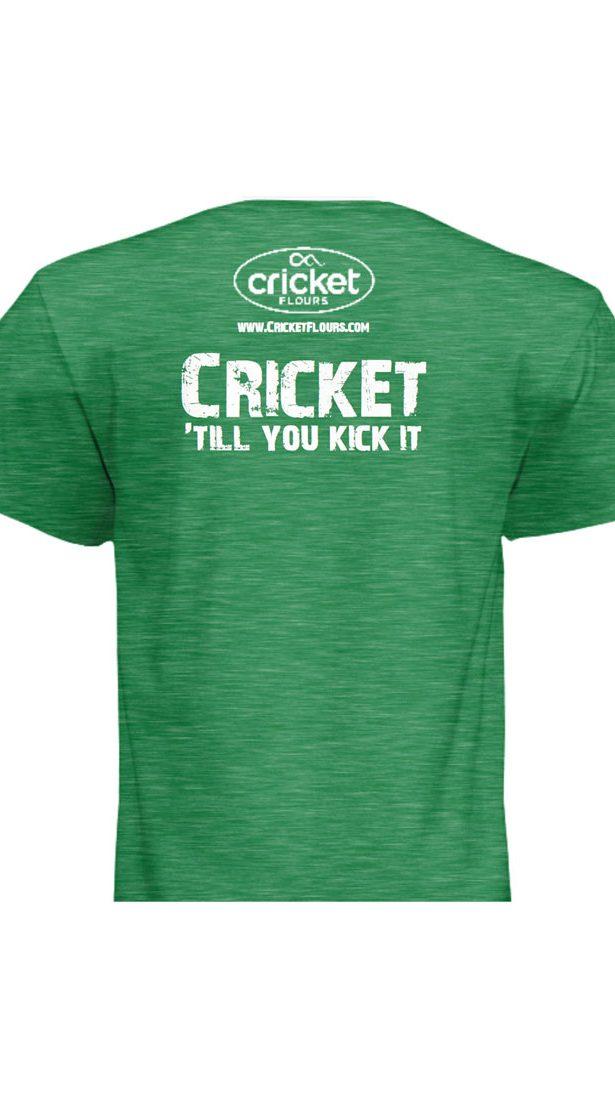 Cricket 'Till You Kick It