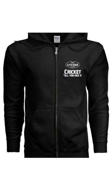 Cricket Till You Kick It