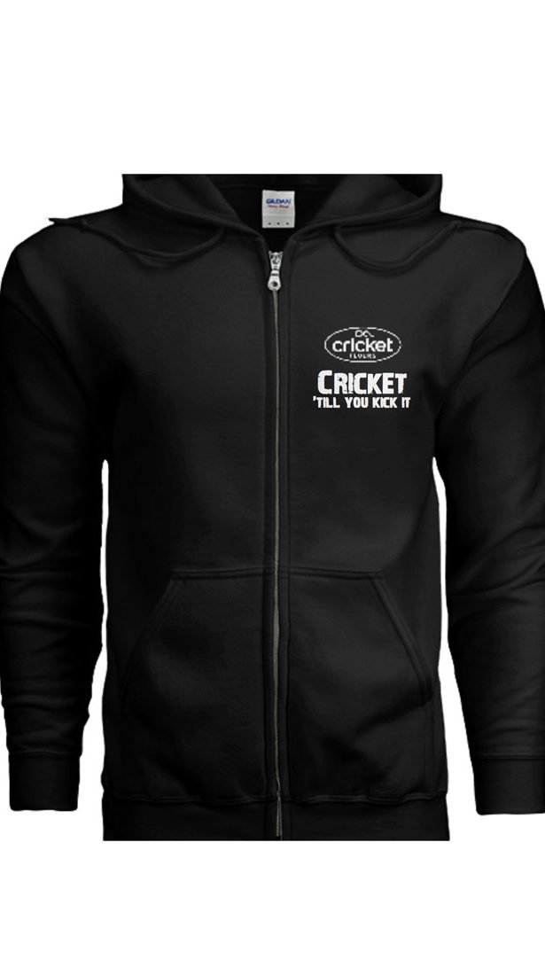Cricket Till You Kick It