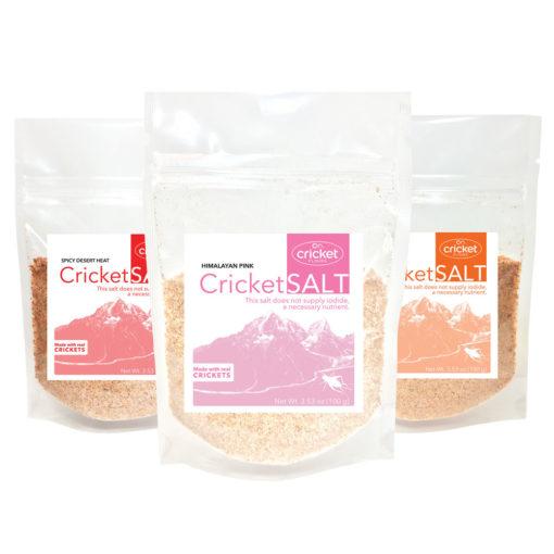 Cricket Protein Margarita Salt