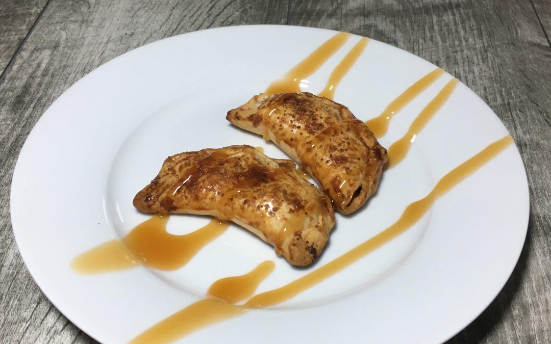 Cricket Flours Bite-Sized Apple Pastries