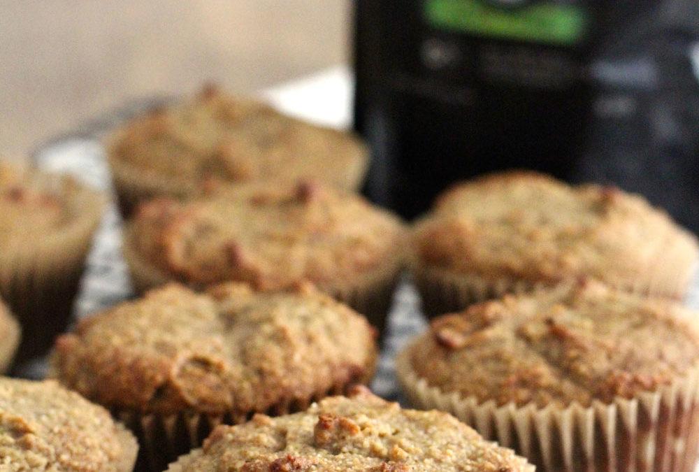 Paleo Cricket Protein Recipe: Cinnamon Butternut Squash Muffins