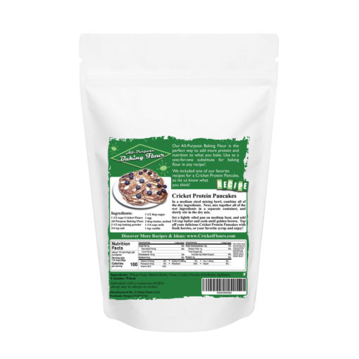 Eat Bugs Edible Insect Flour