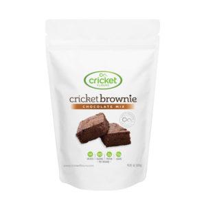Eat Bugs Baking Mix Brownies