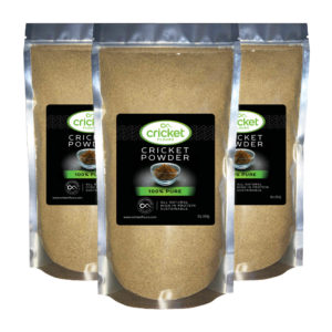Low Carb High Protein Cricket Powder