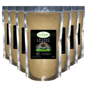 Edible Insect Protein Powder