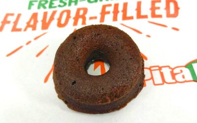 Edible Insect Cricket Brownies Now Available at Pita Pit