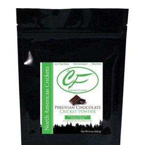 Chocolate Cricket Flours